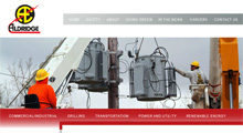 Aldridge Electric website