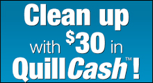 Quill Cash Flash animated banners
